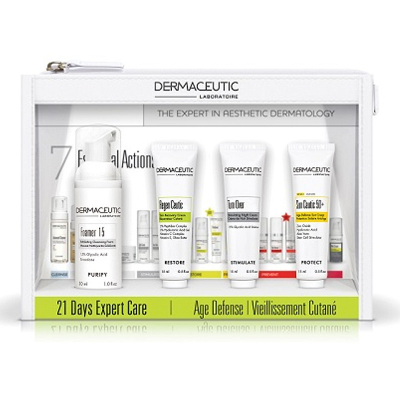 Image of Dermaceutic 21 Days Expert Care - Age Defense
