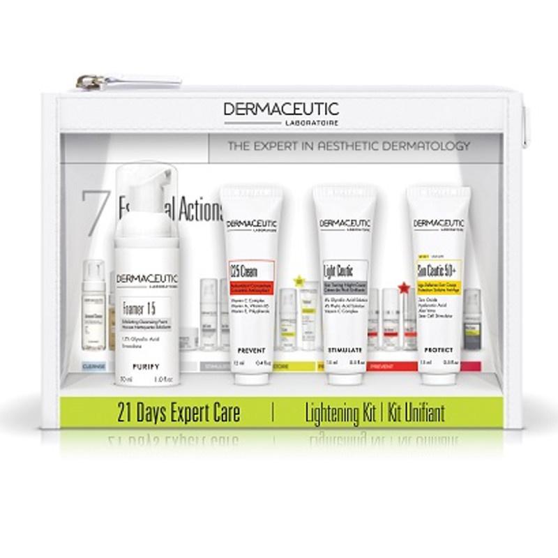 Dermaceutic Dermaceutic 21 Days Expert Care - Lightening Kit