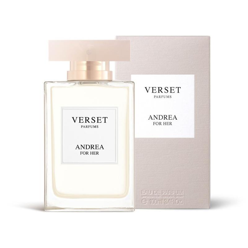 Verset Verset Parfums Andrea for Her