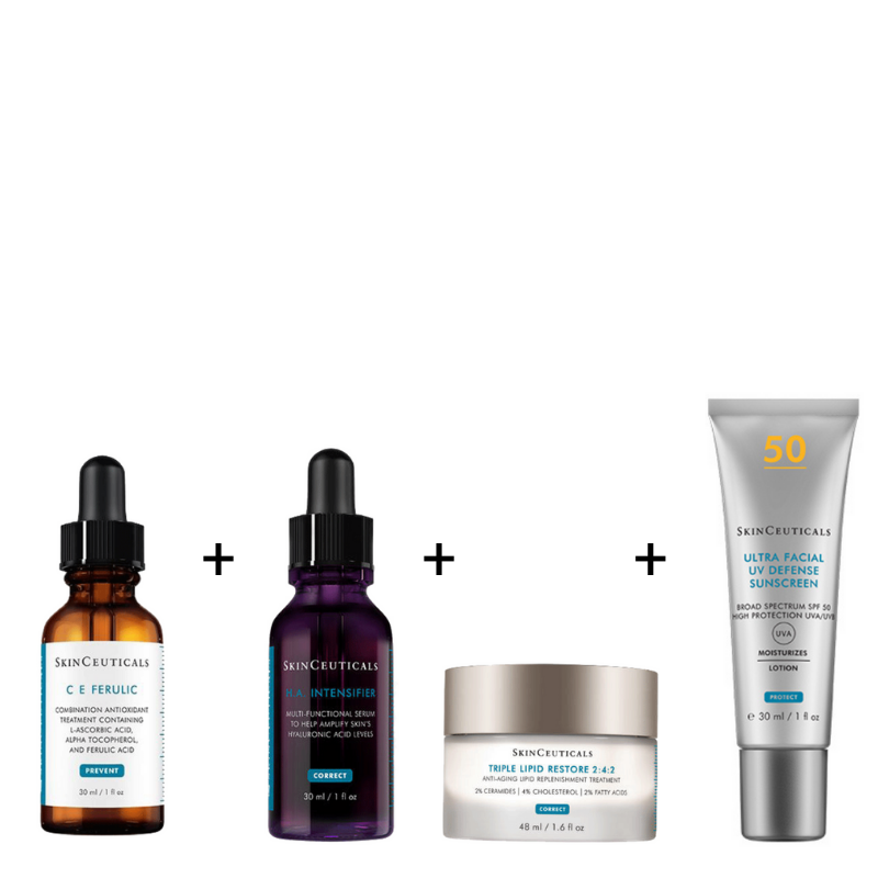 SkinCeuticals  SkinCeuticals Hydrating  Day Routine