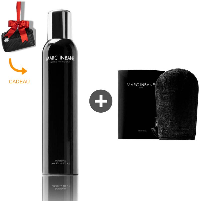 Marc Inbane Marc Inbane Natural Tanning Spray - 200ml + Marc Inbane Glove