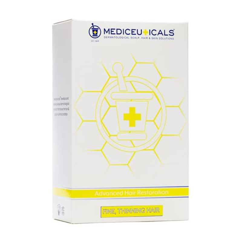 Image of Mediceuticals Advanced Hair Restoration Kit For Men (Normale Hoofdhuid)
