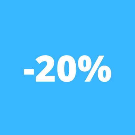 -20% Rosaliac