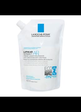 La Roche-Posay La Roche-Posay Lipikar Syndet AP+ Wascrème Navulling - 400ml