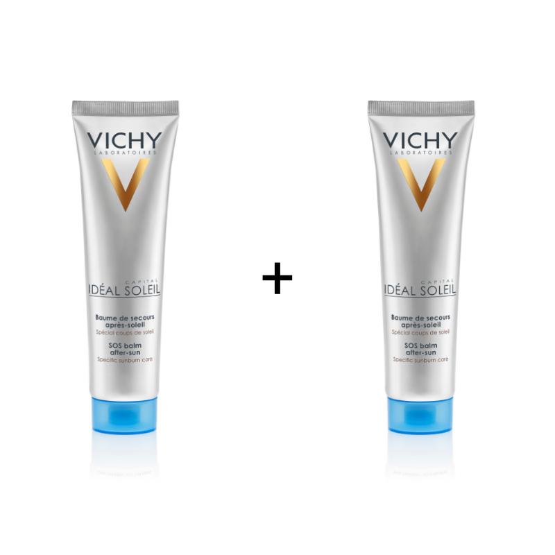 Vichy Vichy Ideal Soleil SOS Balsem Aftersun - 2x100 ml