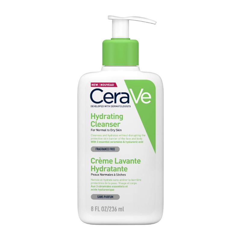 Image of CeraVe Hydraterende Reinigingscrème - 236ml