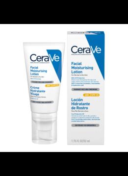 CeraVe CeraVe Hydraterende Gezichtscrème SPF25 - 52ml