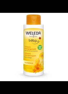 Weleda Weleda Calendula Baby Liniment Reinigingsmelk - 400ml