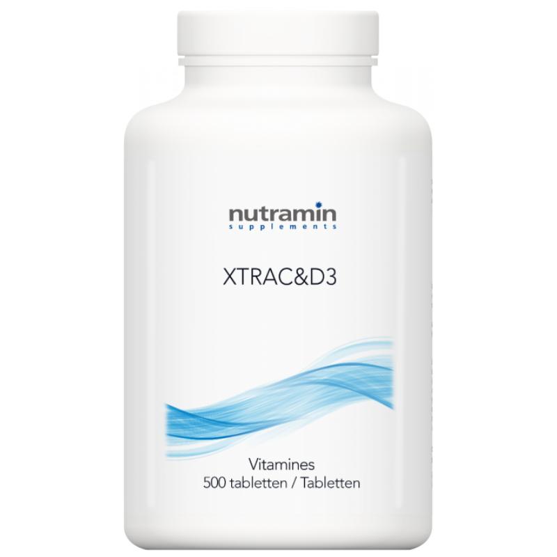 Nutramin Nutramin Xtra C & D3