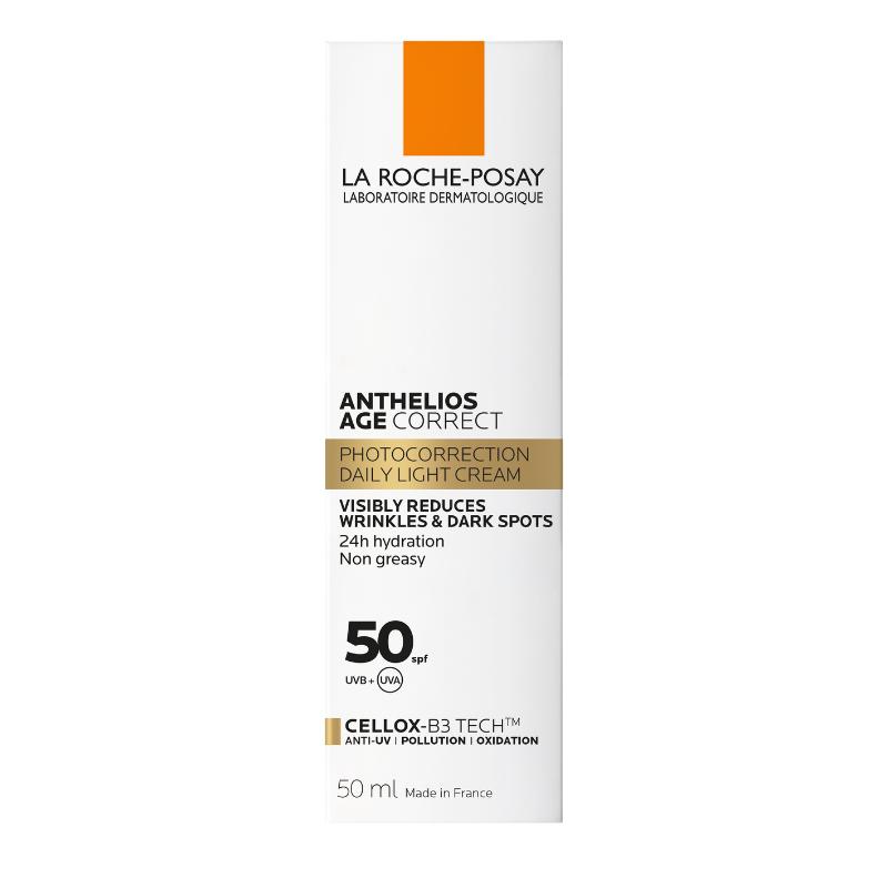 La Roche-Posay La Roche-Posay Anthelios Age-Correct SPF50 - 2x50ml