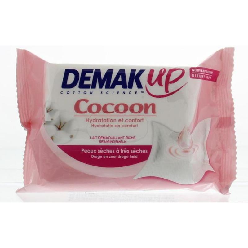 Demak'Up Demak´Up Reinigingsdoekjes droge/zeer droge huid