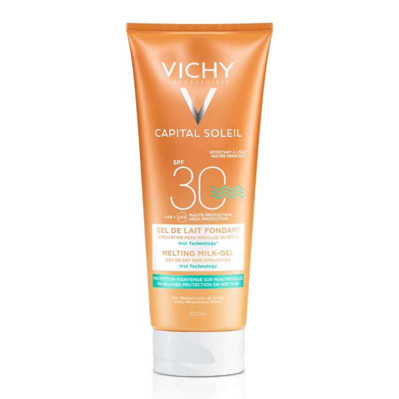 Vichy Vichy Capital Soleil Ultra Smeltende Melk-Gel SPF30 - 2x200ml