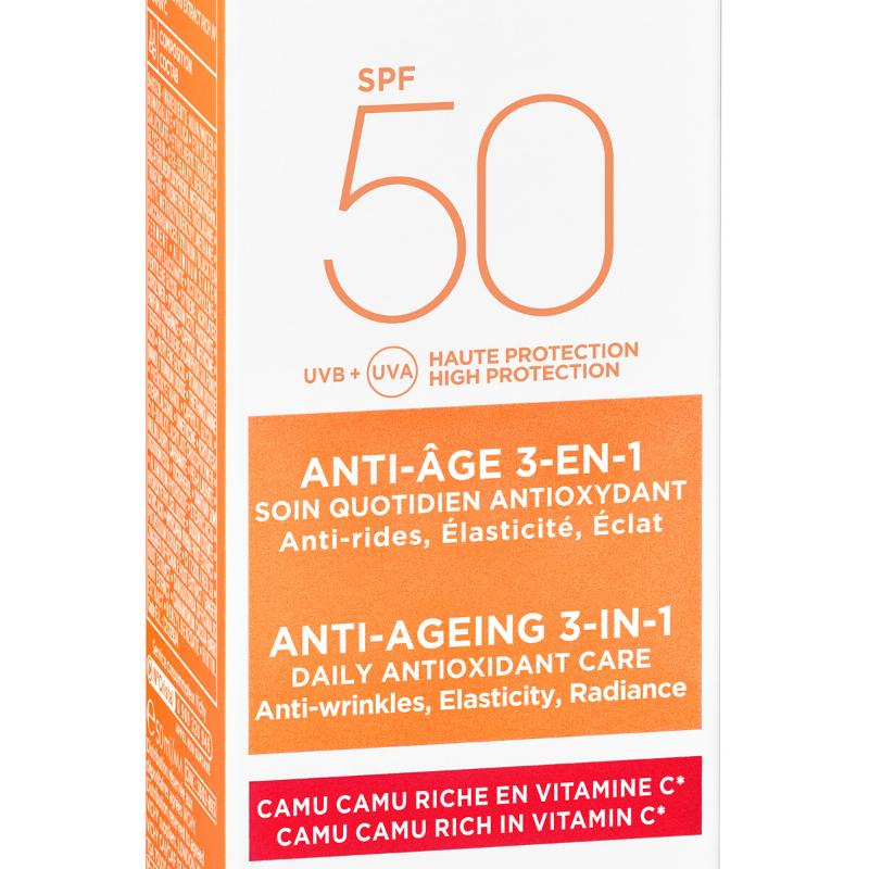 Vichy Vichy Capital Soleil Anti-Aging SPF50 - 2x50ml