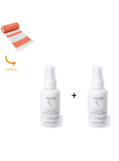Vichy Vichy Capital Soleil UV-Age Daily SPF50+ - 2x40ml