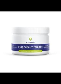 Vitakruid Vitakruid Magnesium malaat met P-5-P - 120 gram