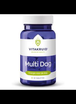 Vitakruid Vitakruid Multi dag - 30 tabletten