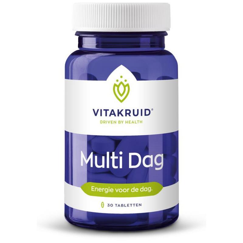 Image of Vitakruid Multi dag - 30 tabletten