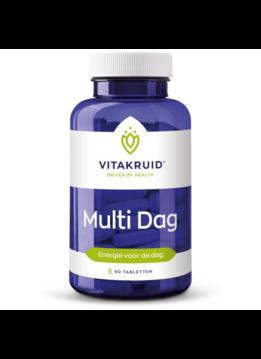 Vitakruid Vitakruid Multi dag - 90 tabletten