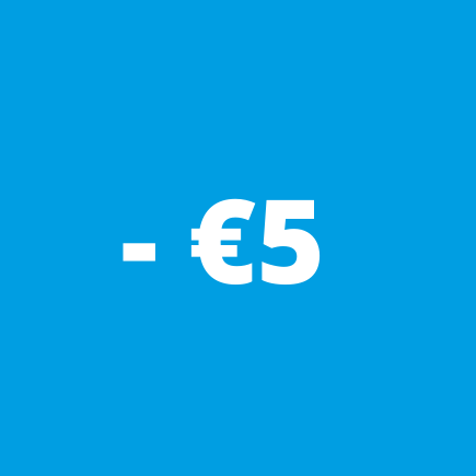 -€5 Mineral One