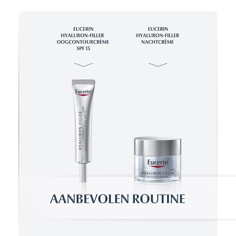 Eucerin Eucerin Hyaluron-Filler CC Cream Medium - 50ml