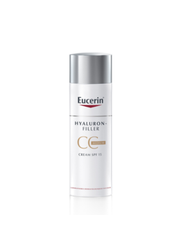 Eucerin Eucerin Hyaluron-Filler CC Cream Medium - 50ml