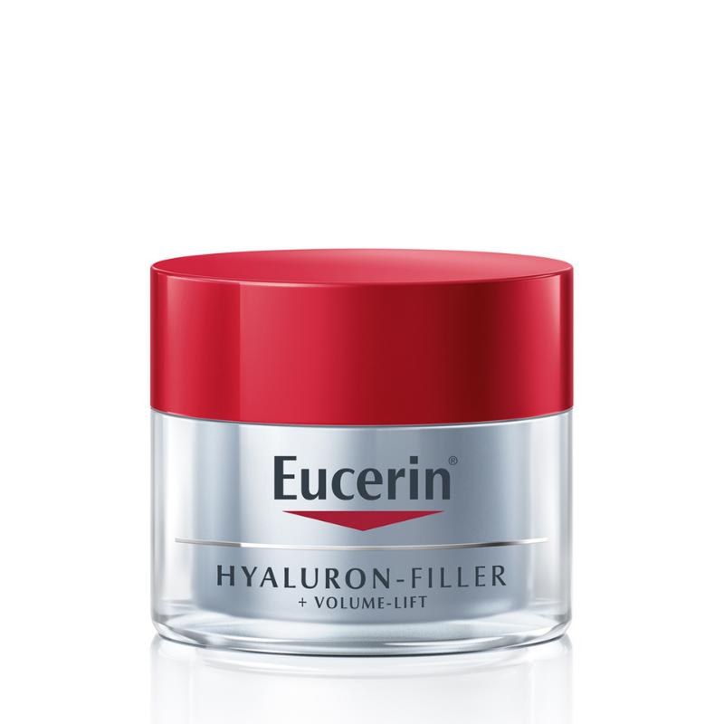 Image of Eucerin Hyaluron-Filler + Volume-Lift Nachtcrème - 50ml