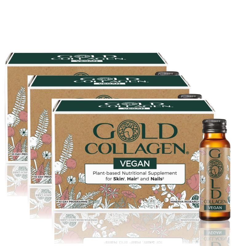Image of Gold Collagen® Vegan - 30 dagen kuur
