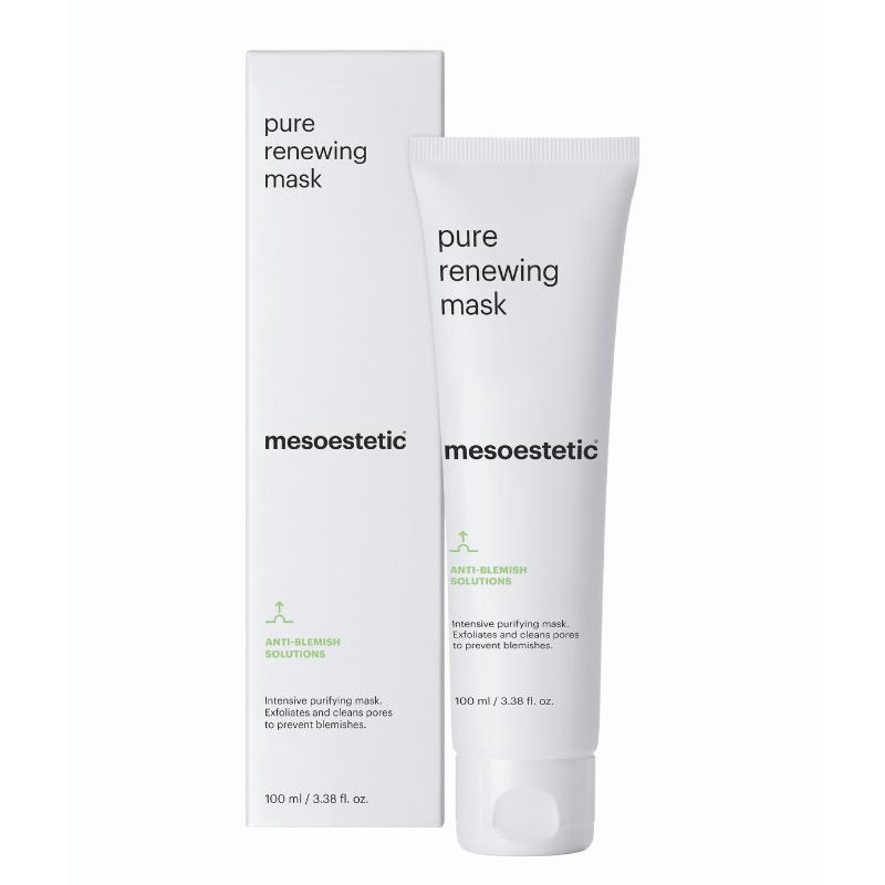 Image of Mesoestetic Pure Renewing Mask - 100ml