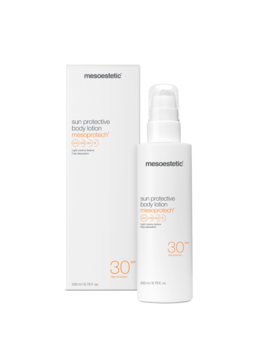 Mesoestetic Mesoestetic Mesoprotech Sun Protective Body Lotion SPF30+ - 200ml