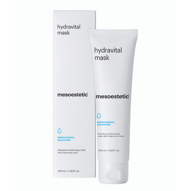 Image of Mesoestetic Hydra-Vital Face Mask - 100ml