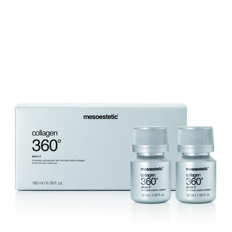 Image of Mesoestetic Collagen 360º Elixir - 6x30ml
