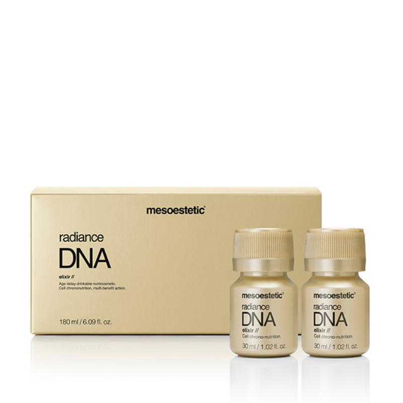 Image of Mesoestetic Radiance DNA Elixir - 6x30ml