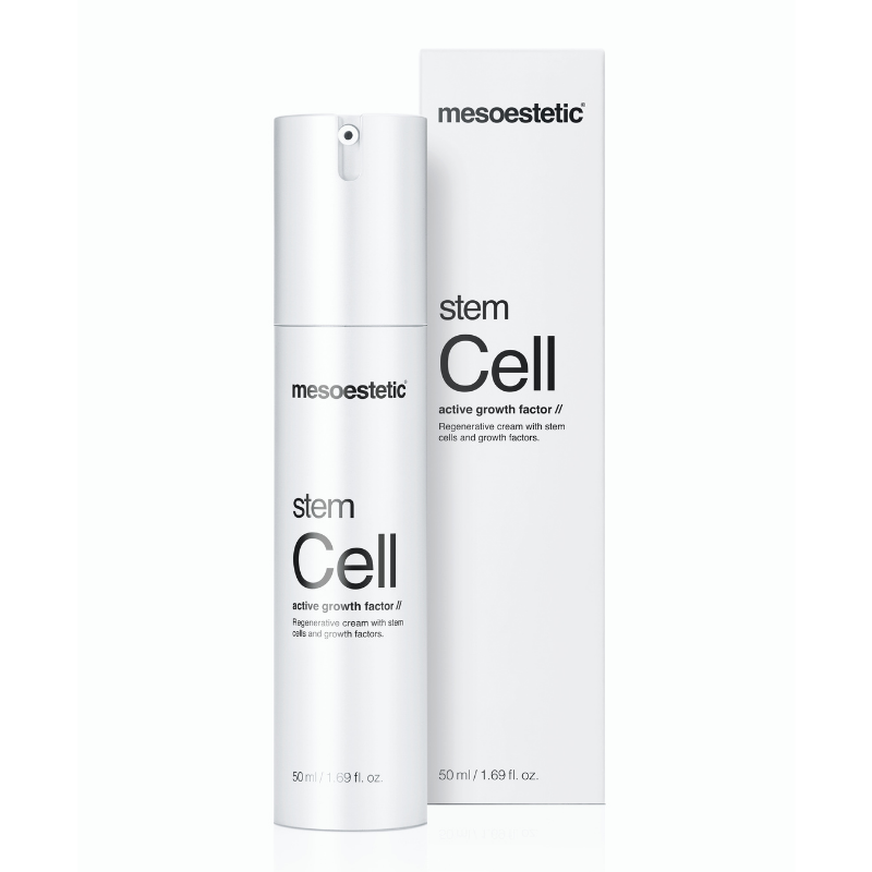 Image of Mesoestetic Stem Cell Active Growth Factor - 50ml
