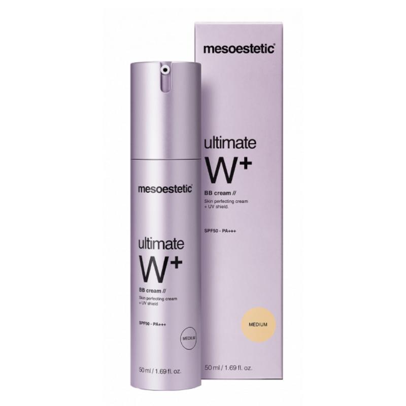 Mesoestetic Mesoestetic Ultimate W+ BB Cream Medium - 50ml