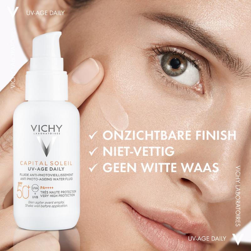 Vichy Vichy Capital Soleil UV-Age Daily SPF50+ - 40ml