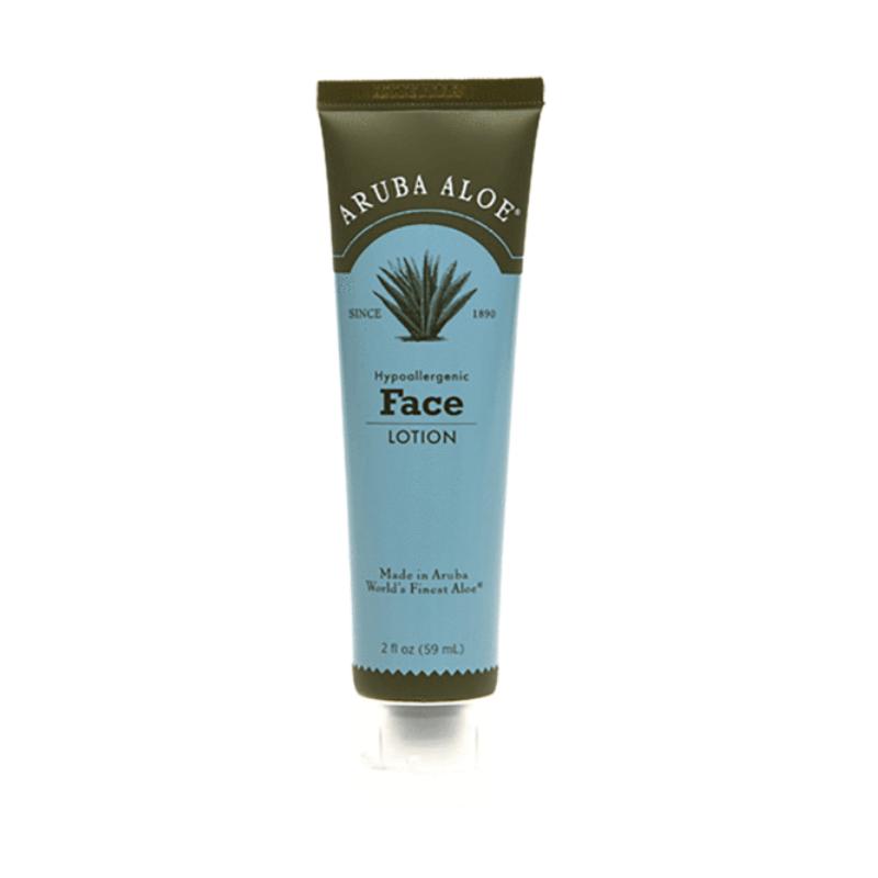 Image of Aruba Aloe Face Hypoallergenic Face Lotion