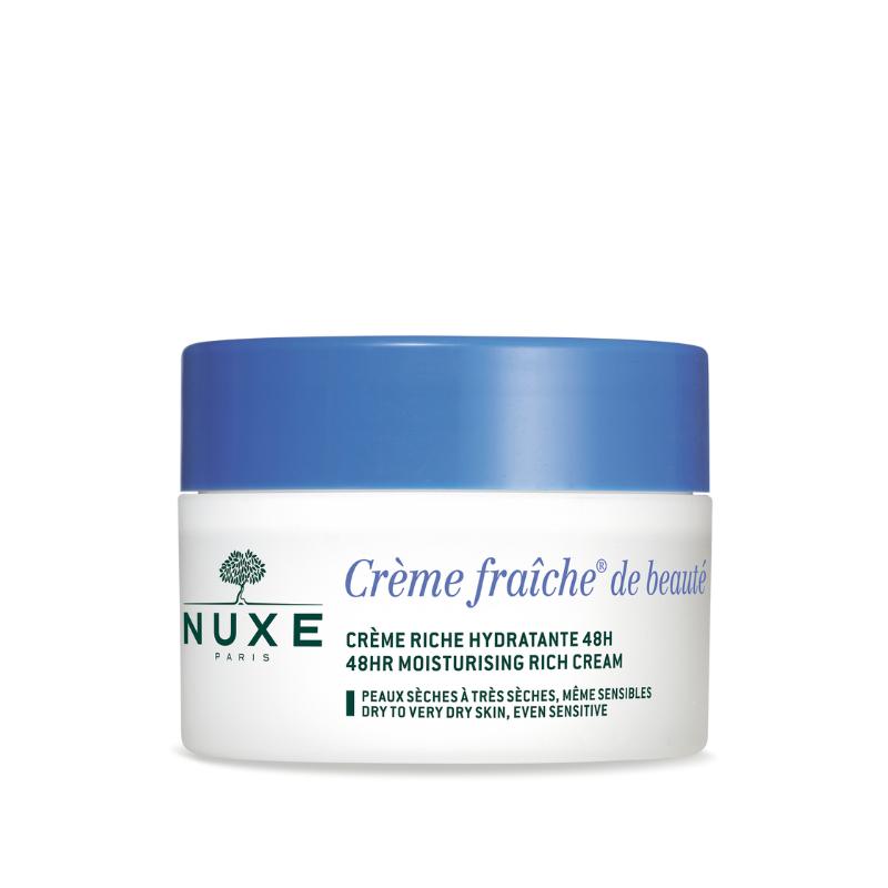 Nuxe Nuxe Crème fraîche de beauté 48 uur Hydraterende Rijke Crème - 50ml