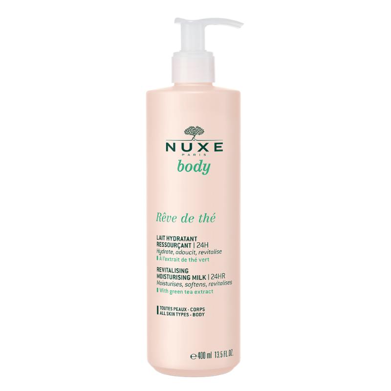 Nuxe Nuxe Body Rêve de thé 24 uur Verkwikkende Hydraterende Melk - 400ml
