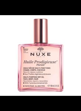 Nuxe Nuxe Huile Prodigieuse Florale Voedende Olie voor Gelaat, Lichaam en Haar - 100ml