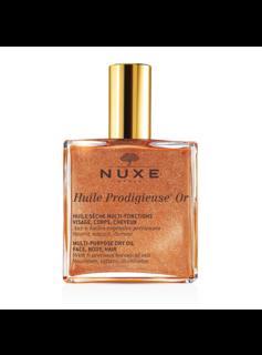 Nuxe Nuxe Huile Prodigieuse Or Droge Olie voor Gelaat, Lichaam en Haar - 100ml
