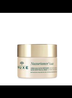 Nuxe Nuxe Nuxuriance Gold Voedende en Verstevigende Crème-olie - 50ml