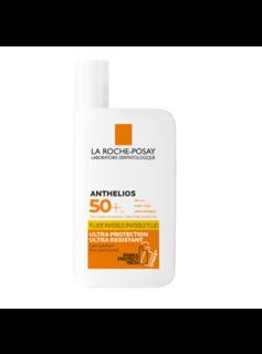 La Roche-Posay La Roche-Posay Anthelios Onzichtbare Fluide Zonnebrandcrème SPF50+ zonder parfum - 50ml