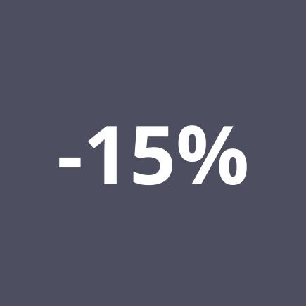 - 15% UreaRepair