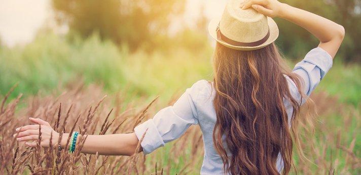 10 tips voor glanzend en gezond haar!