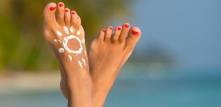 Verwijder eelt: Maak je voeten zomerproef!