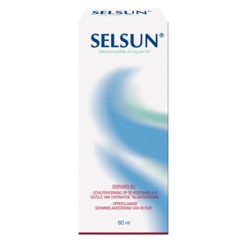 Image of Selsun suspensie 60ml