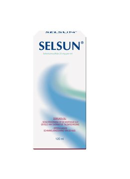Selsun Selsun suspensie 120ml