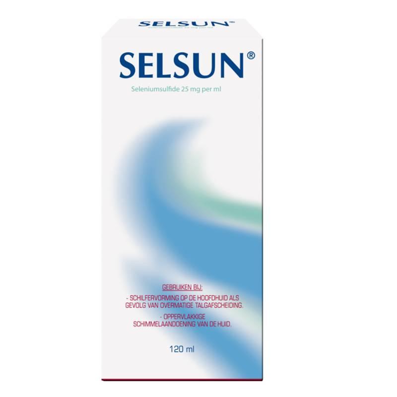 Image of Selsun suspensie 120ml