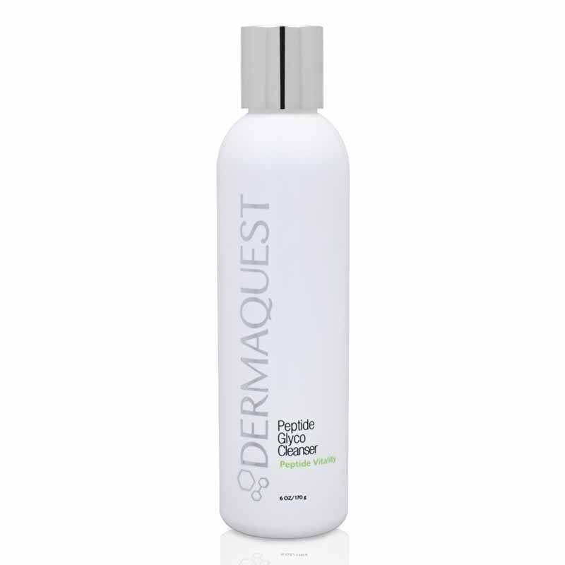 Image of DermaQuest? Peptide Glyco Cleanser - 177ml