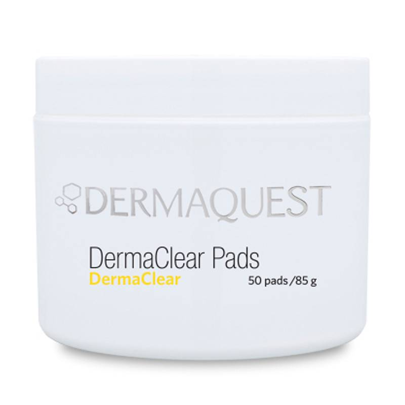 Image of DermaQuest? DermaClear Pads - 50st